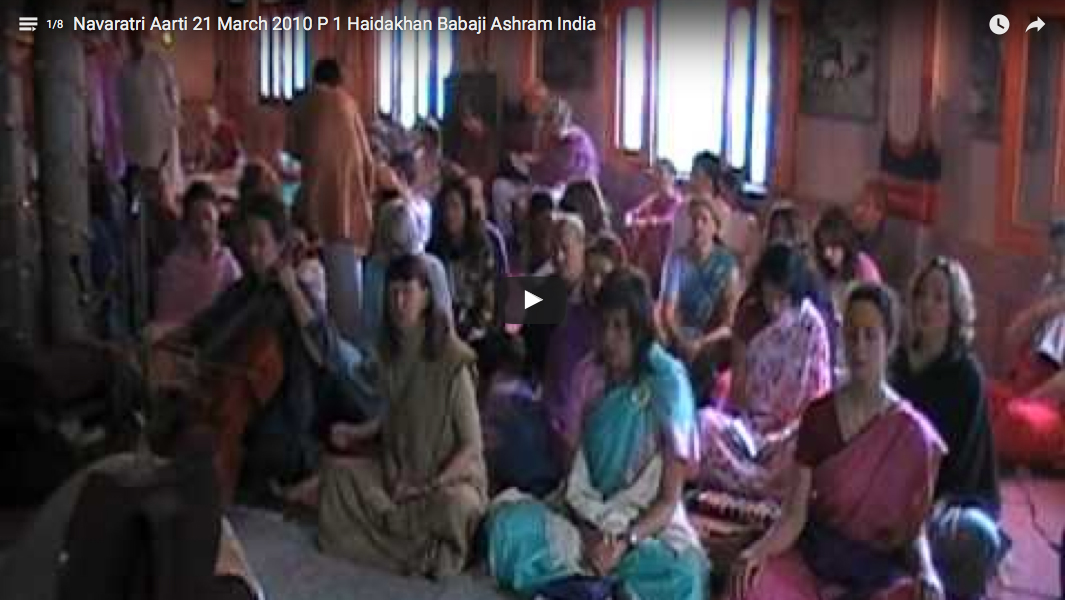 ashram-babaji-cisternino-video-herakhan-aarti