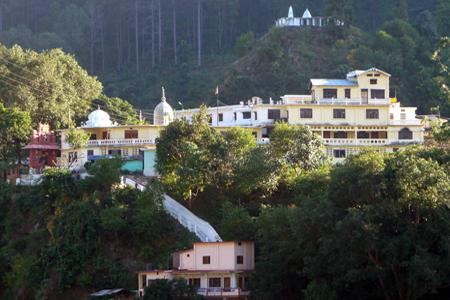 Haidakhandi Ashram Babaji a Herakhan, India